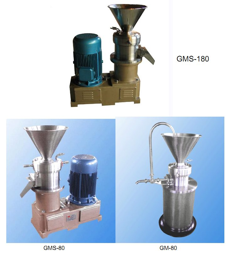 Colloid mill 0 5 микрон