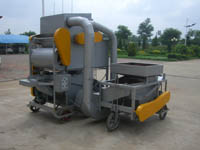 peanut shelling machine